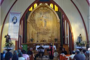 Imagen Música en las Misiones Panguipulli 5
