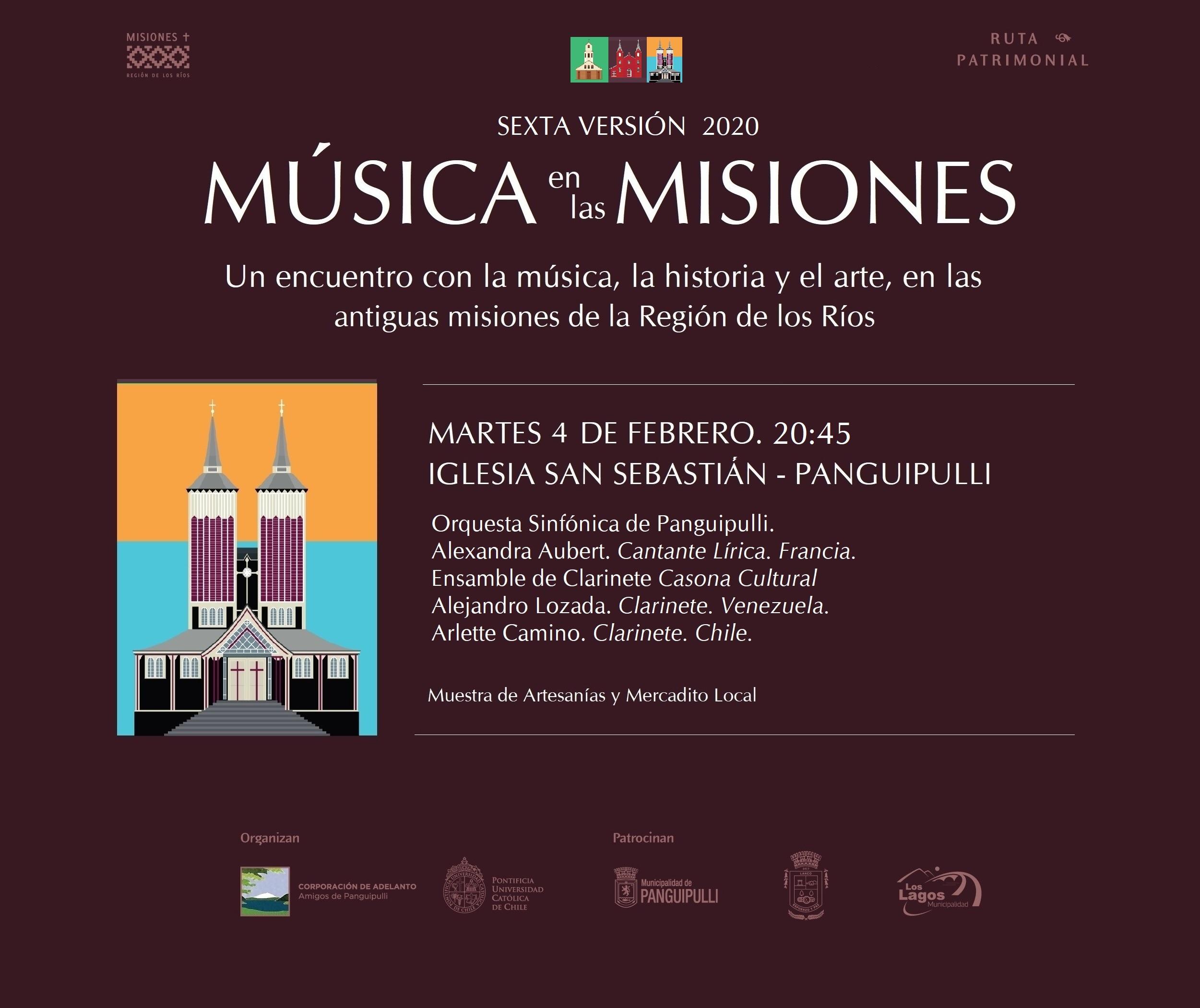 Música en las Misiones - Panguipulli
