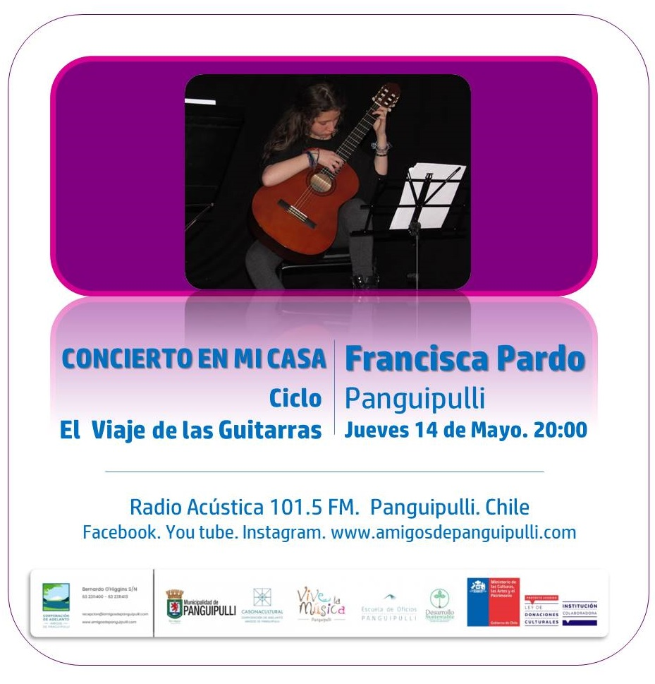 Concierto Guitarra - Francisca Pardo (1)