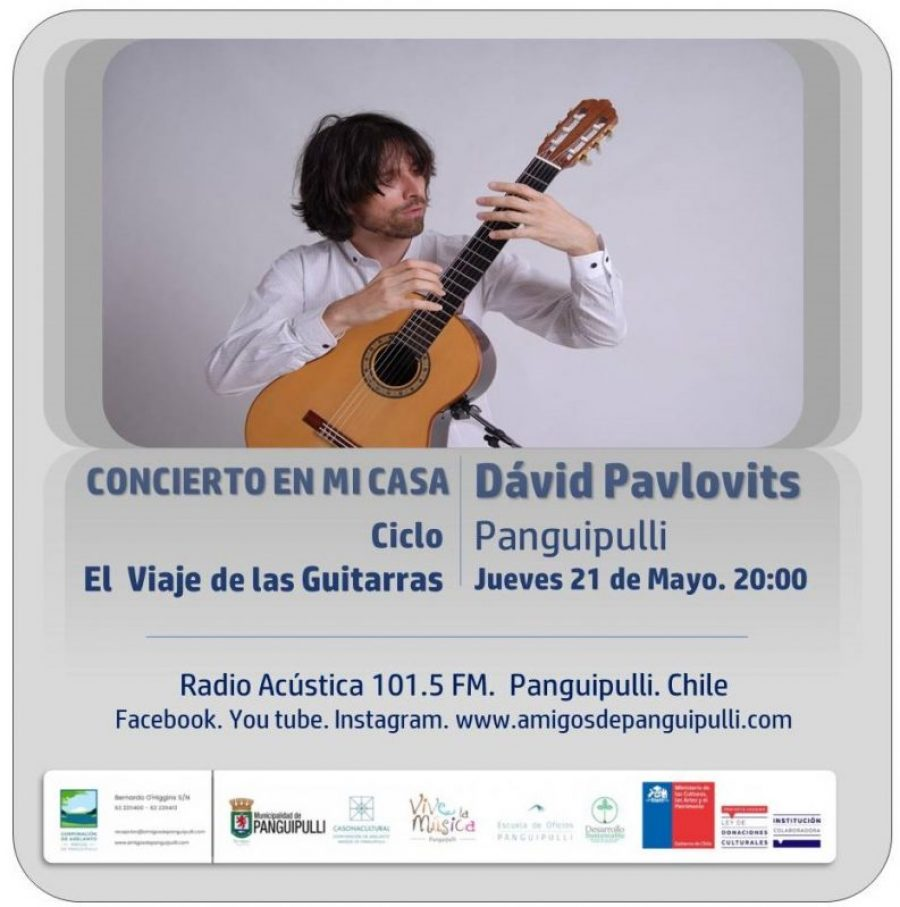 Concierto en mi Casa - Guitarra - David Plavlovits jpg (2)