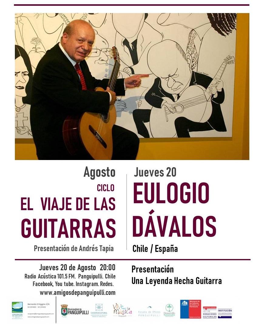 El Viaje de las guitarras - Eulogio Dávalos +