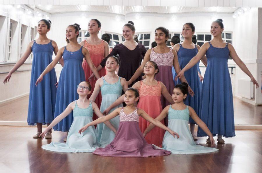 Danza - Integrantes