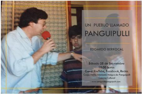 Imagen Un Pueblo llamado Panguipulli - Edgardo Berrocal